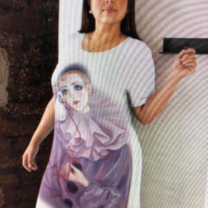 Rochie printata sublimare