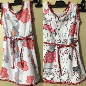 rochite printate pentru fetite
